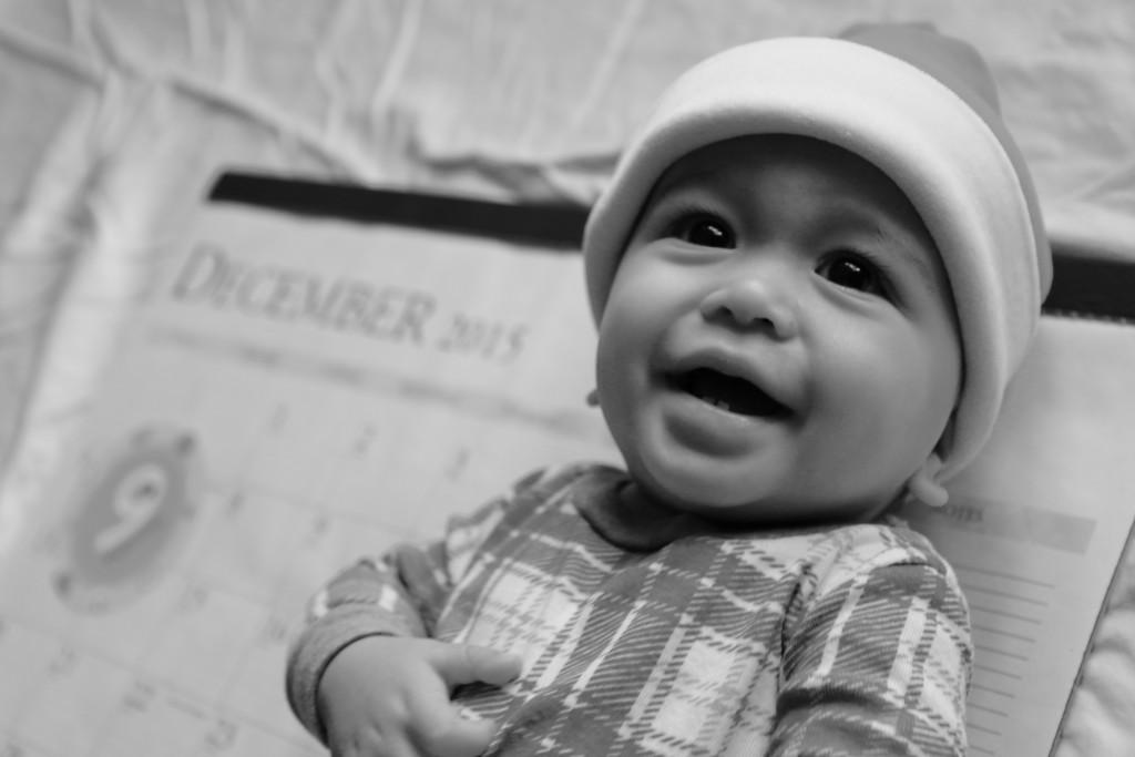 nine month old Lewis