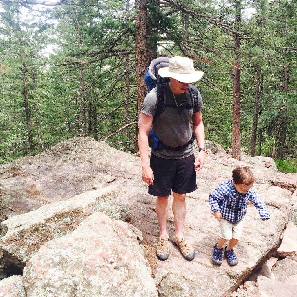 Colorado family hike // sincerely kymberly