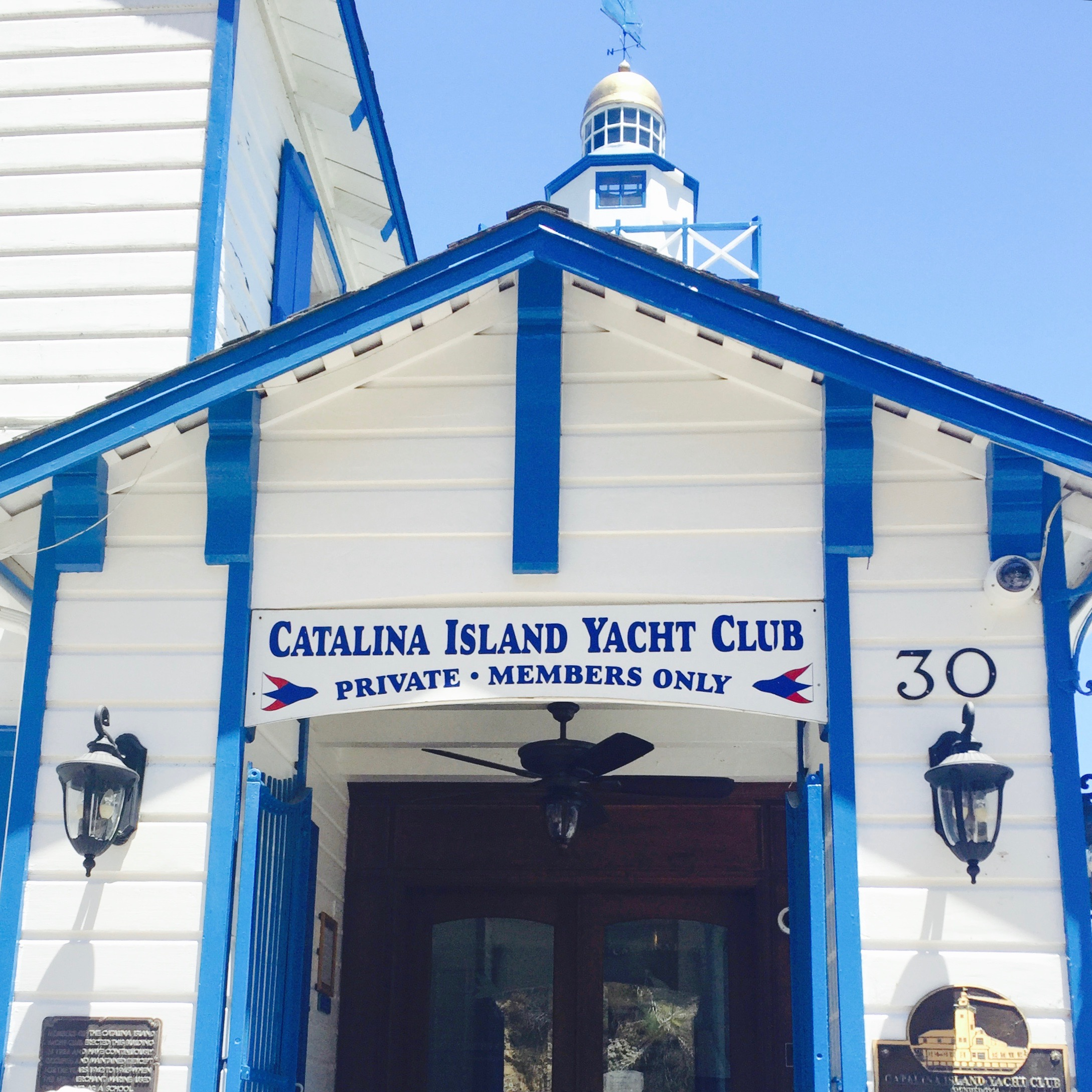 Catalina Island Yacht Club // sincerely kymberly